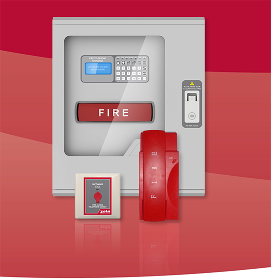 Fire Telephone System